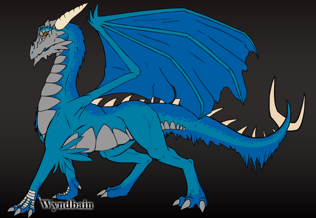 File:Dragon for a Skyrim RP.png