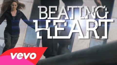 Ellie Goulding - Beating Heart (Lyric Video)-0
