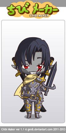 Dark Elf Sean