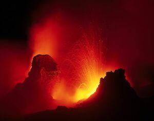 Sparks of Mt. Urs