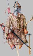 Scythian old bulgar equipment 28813