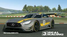 Showcase Mercedes-AMG GT3