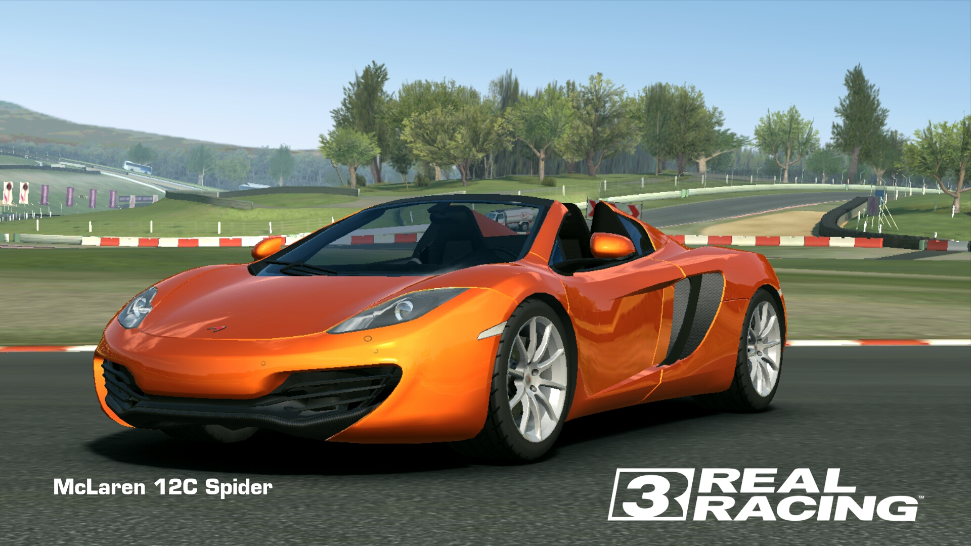 Mclaren 12c Spider Real Racing 3 Wiki Fandom Powered