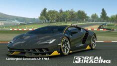 Showcase Lamborghini Centenario LP 770-4