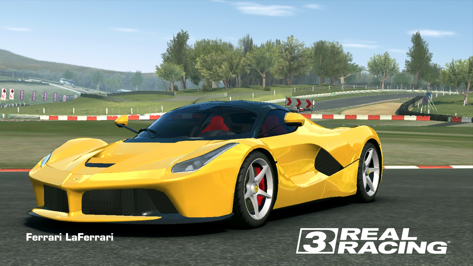 ferrari laferrari real racing 3 wiki fandom powered by. Black Bedroom Furniture Sets. Home Design Ideas