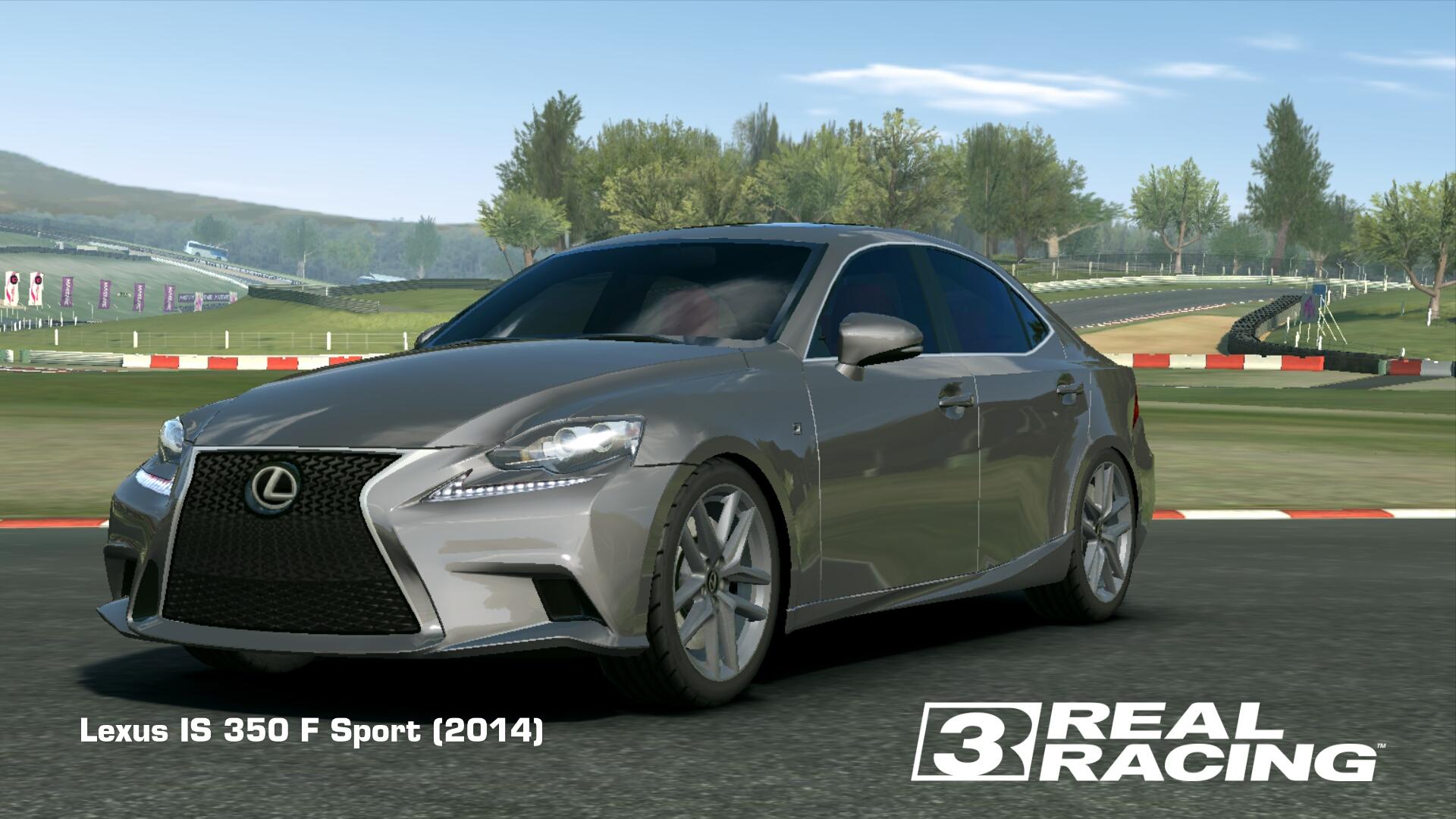 Lexus IS 350 F Sport 2014 Real Racing 3 Wiki