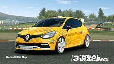 Showcase Renault Clio Cup