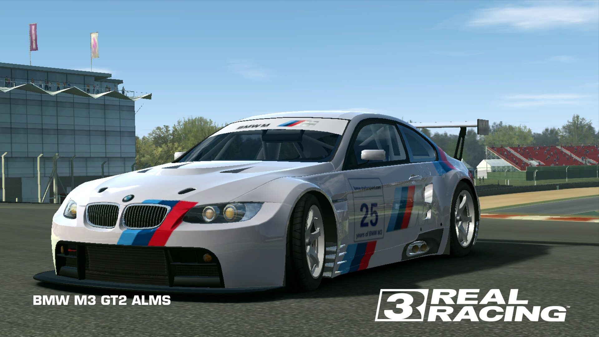 Bmw M3 Gt2 Alms Real Racing 3 Wiki Fandom Powered By Wikia