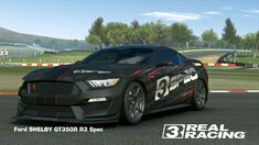 Showcase Ford SHELBY GT350R R3 Spec