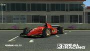 Ferrari 412 T2 (No. 28)