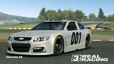 Showcase Chevrolet SS (NASCAR Academy)