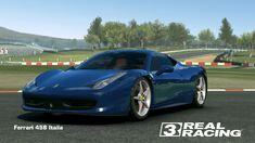 Showcase Ferrari 458 Italia