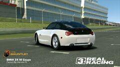 Z4 M Coupe (Black Top, Rear)