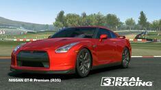 Showcase NISSAN GT-R Premium (R35)