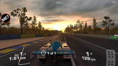 Real Racing 3, Path of Defiance, Stage 1.3