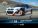 FEDERATED AUTO PARTS 400 - Stewart-Haas Racing