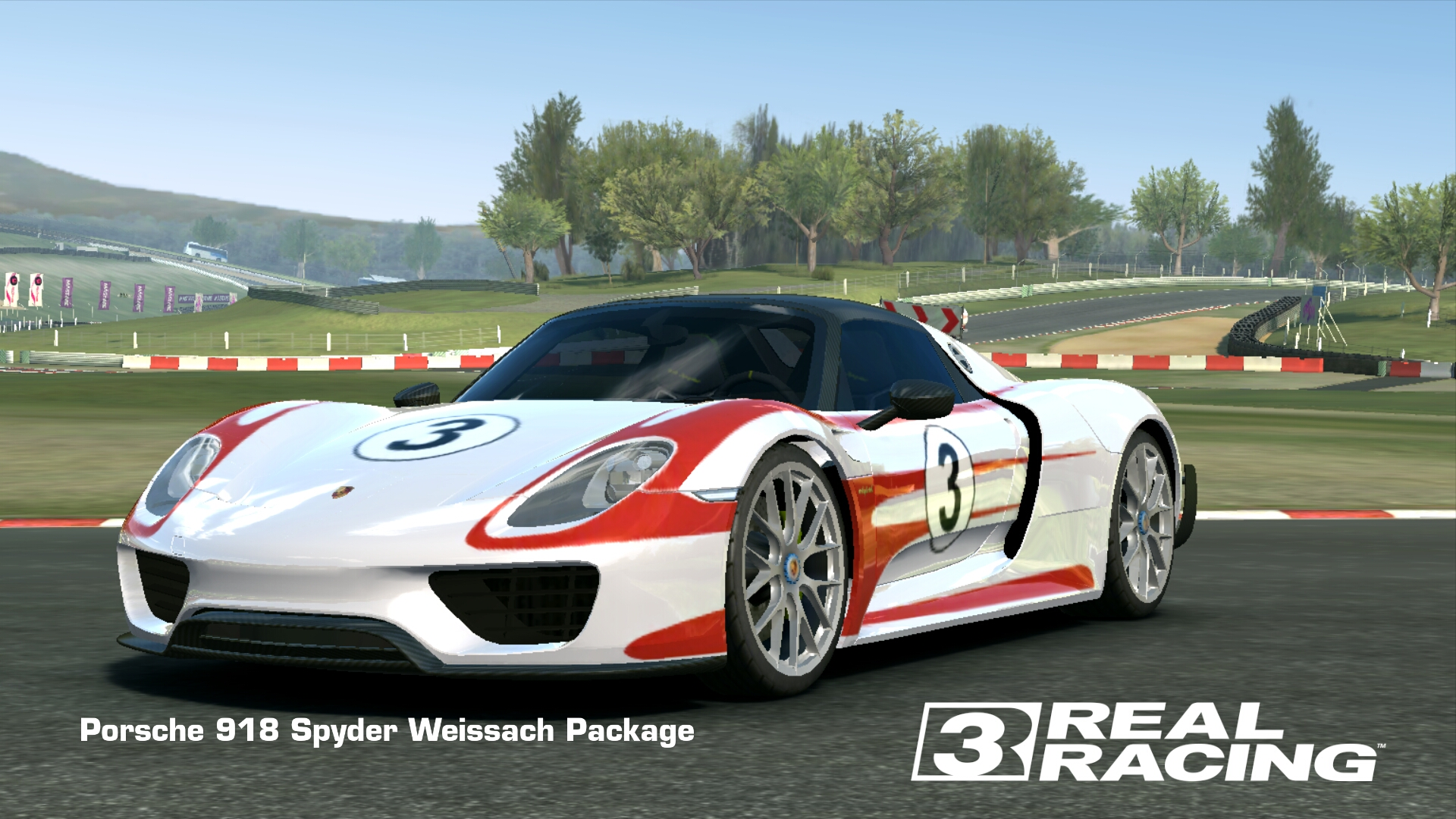 porsche 918 spyder weissach package real racing 3 wiki fandom powered by wikia. Black Bedroom Furniture Sets. Home Design Ideas