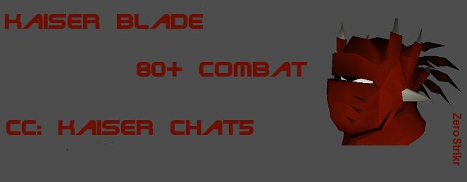 Kaiser Blade