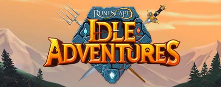 Runescape Idle Adventures Logo