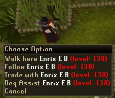 Enrix E B