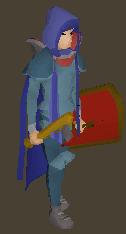 Iron hatchetman