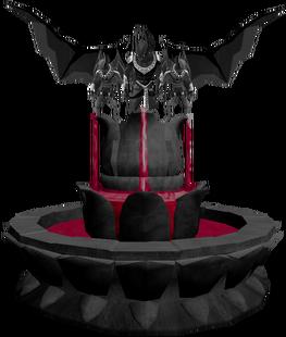 Phasmatys Fountain