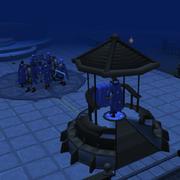 Kingsguard training