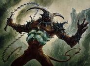 Lesser demon dalamari
