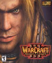 Warcraft 3-boxart