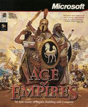 Age of Empires-boxart