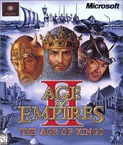 Age of Empires 2-boxart