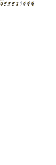 Kaio Animation Spritesheet