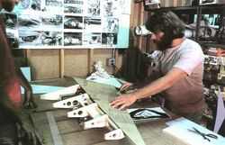 Grant works on the Imperial Star Destroyer.jpg