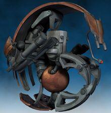Wheel droideka2