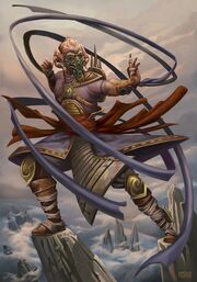 Martial artist TotG