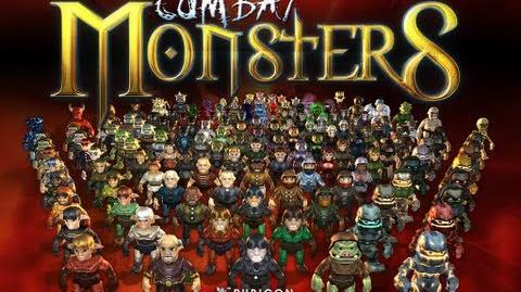 Combat Monsters Teaser Video