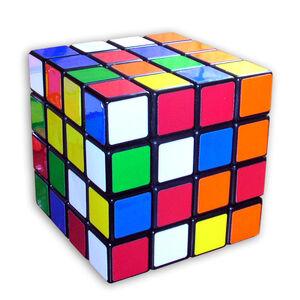 Rubiks revenge scrambled