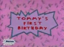 Tommyfirstbirthday