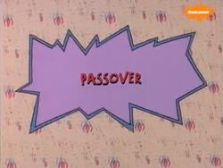 Rugrats - Passover