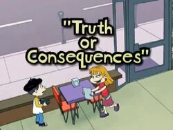 Truth or Consequences Title Card