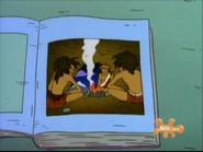 Rugrats - Cavebabies 57