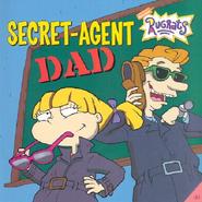 Secret-Agent Dad! Book - Rugrats