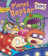 Planet Reptar Book