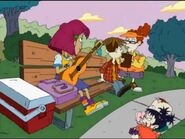 Rugrats - Lil's Phil of Trash 155