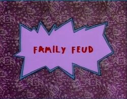 Rugrats - Family Feud