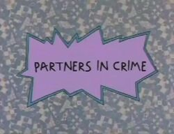 Partners In Crime Title Card