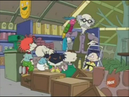 Rugrats - Okey-Dokey Jones and the Ring of the Sunbeams 189