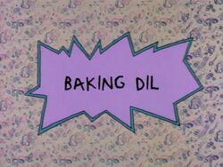 Rugrats - Baking Dil