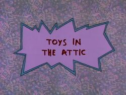 Rugrats - Toys In The Attic