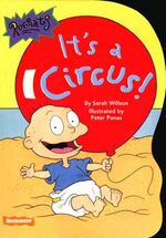 It's a Circus! Shaped Book